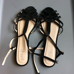 Shoes - Cute and classy Black sandals